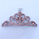 Pink Tiara Ornament